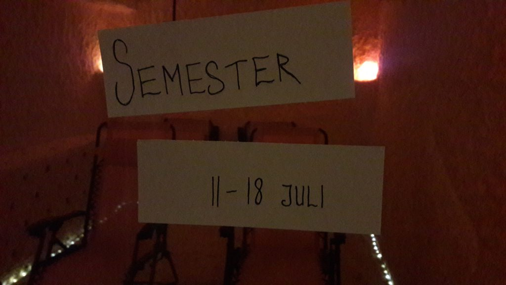 Semesterinformation